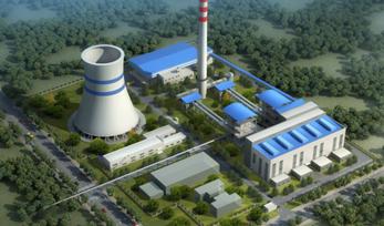山东泰山钢铁2x65MW  高温超高压发电项目