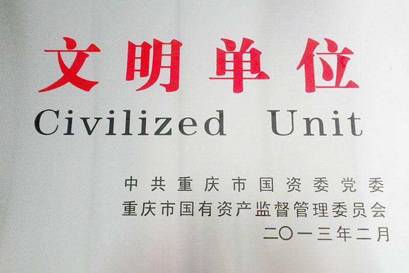 2013年国资委文明单位