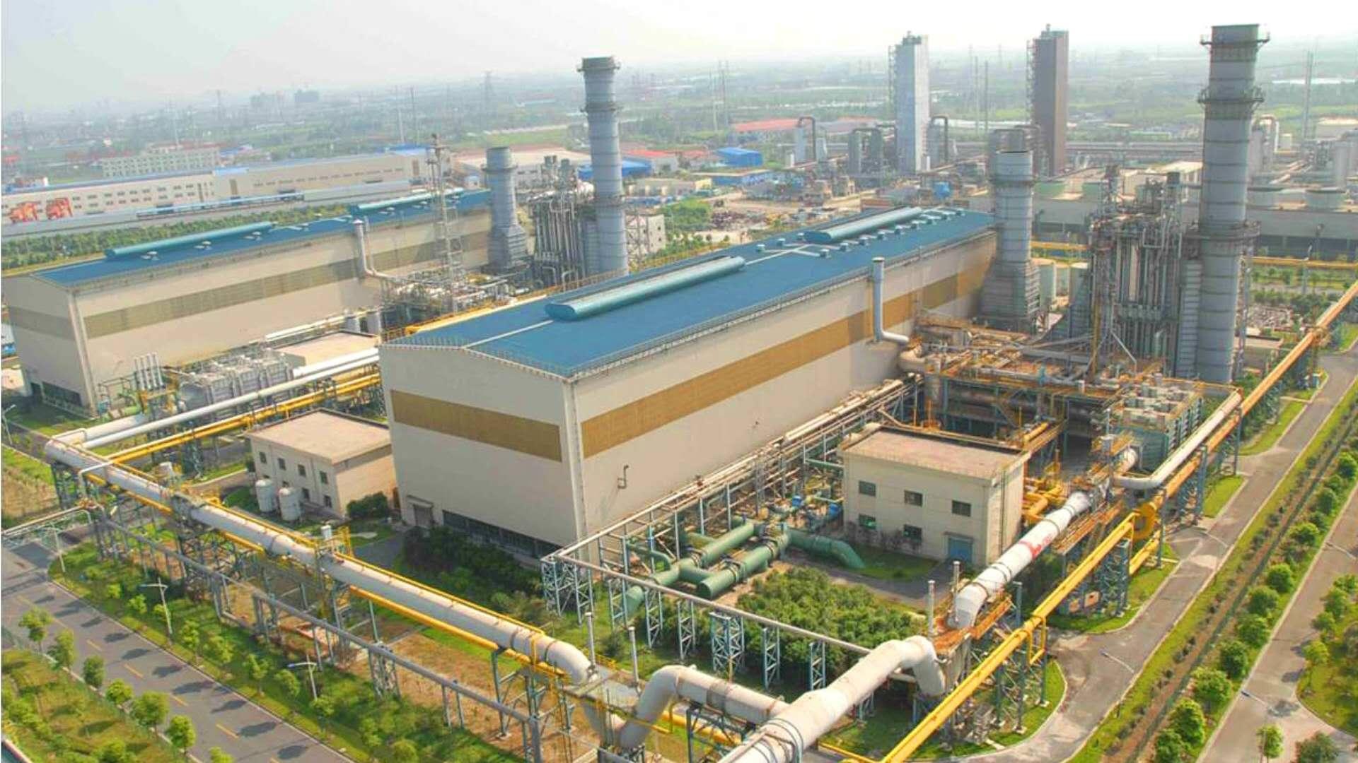 低热值煤气CCPP发电技术